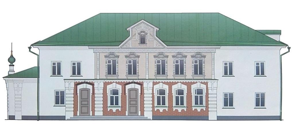 Вместе с вами мы строим духовный православный центр